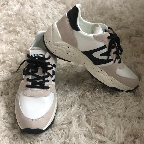 Tretorn Shoes   Tretorn Lexie 3white
